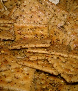 Aunt Bernie's Spicy Crackers! from BEFORE AND EVER SINCE