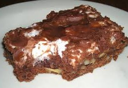 Nana Mae's Mississippi Mud from DON'T LET GO