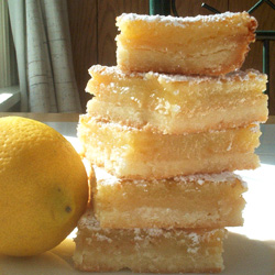 Maddi Marie's Lemon Bars