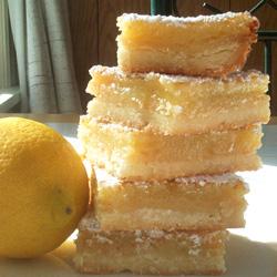Maddi Marie's Lemon Bars