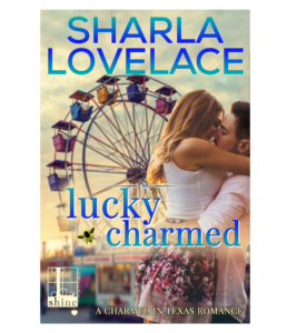 Have you preordered LUCKY CHARMED?