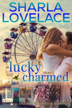 Lucky Charmed final cover