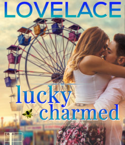 LUCKY CHARMED is a RITA® Finalist!